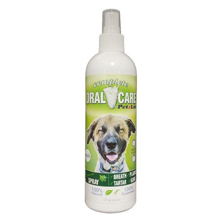 PetzLife Oral Care Spray - спрей от зубного камня