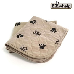 EZwhelp Light Brown 3-ply Paw Print Pad/Mat - М, 2шт.