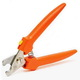 Millers Forge Large Dog Nail Clipper #767 (Orange Handles)