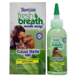Tropiclean® Clean Teeth Gel, 118 мл